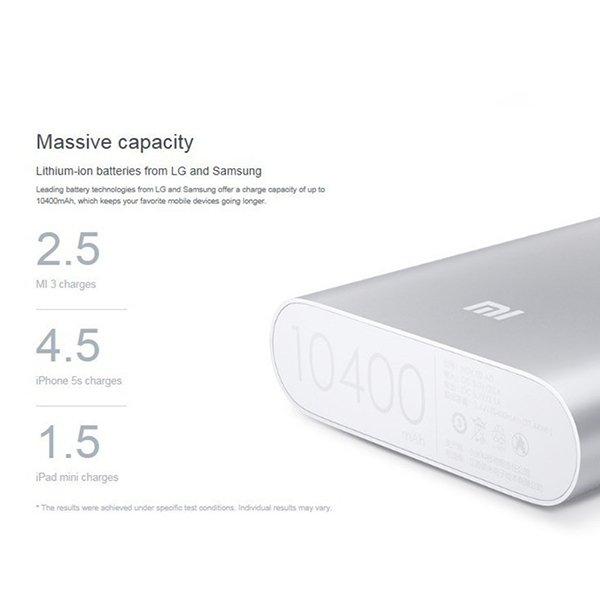 External-Battery-Pack-original-xiaomi-power-bank-10400mAh-xiaomi-10400-portable-powerbank-Charger-for-xiaomi-hongmi