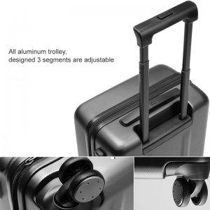 چمدان مگنتی شیائومی مدل ۹۰Points سایز ۲۰ اینچ