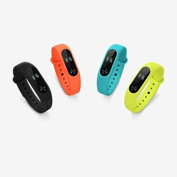 بند سیلیکونی رنگی دستبند سلامتی شیائومی مدل Mi Band 2 | Xiaomi Extra Colored Band For Mi Band2