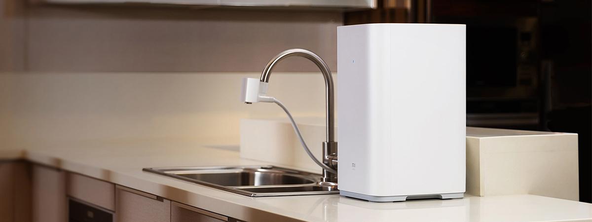 دستگاه تصفیه آب هوشمند شیائومی | شیائومی کالا