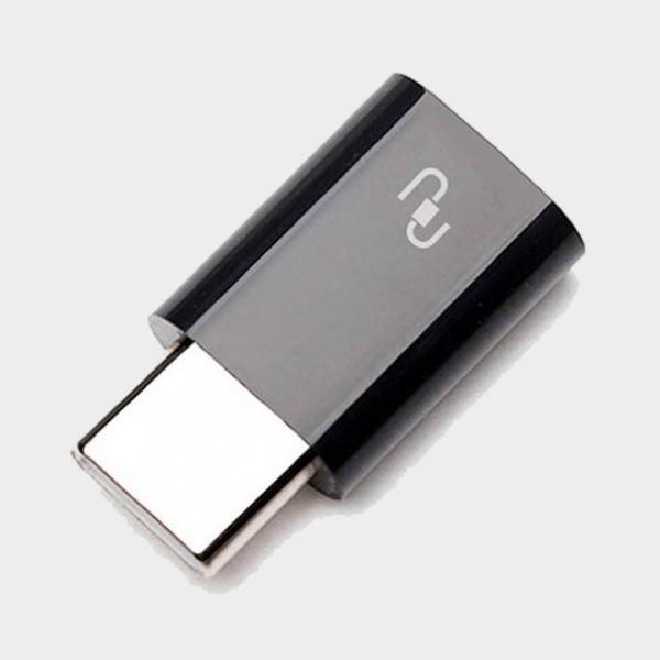 مبدل microUSB به USB-C شیاومی مدل mi4c | Xiaomi mi4c  microUSB To USB-C Adapter