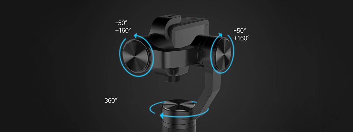 مونوپاد PTZ دوربین ورزشی 4K میجیا شیائومی | شیائومی کالا