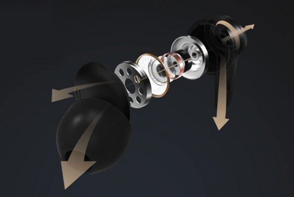 هدفون تو گوشی شیائومی مدل Piston V3 | شیائومی کالا