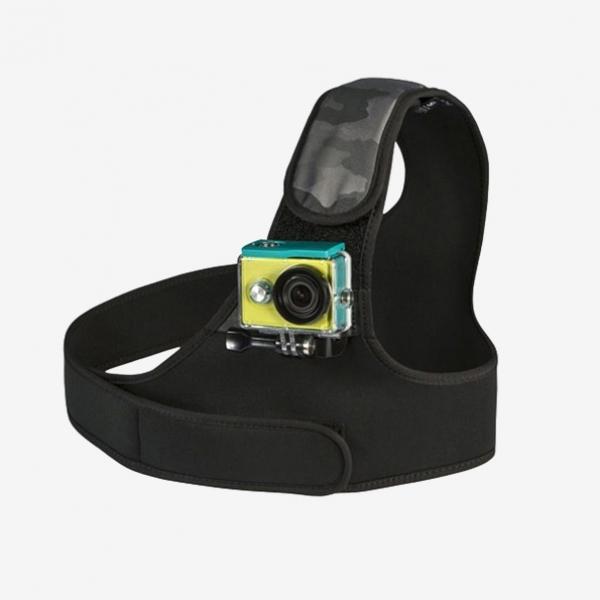 کمربند نگهدارنده دوربین روی قفسه سینه شیائومی   Xiaomi Yi Chest Mount Action Camera