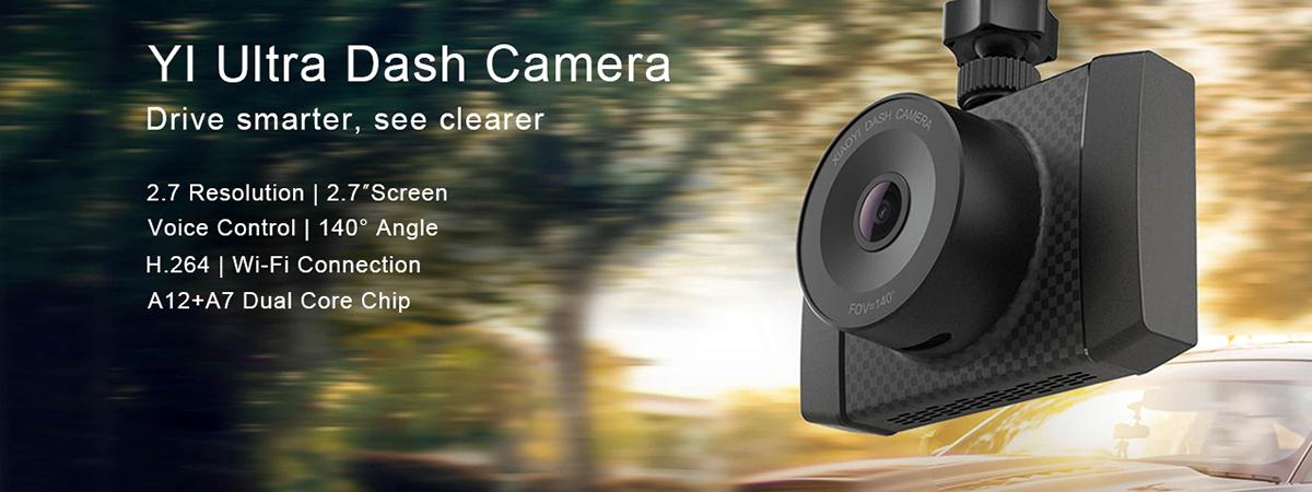 دوربین خودروی شیائومی مدل Yi Ultra | شیائومی کالا