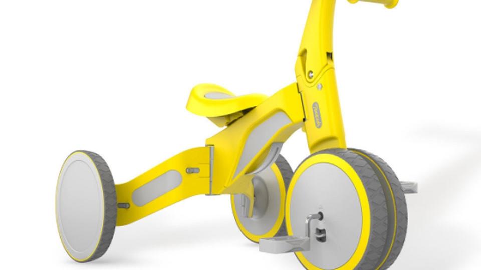 از دوچرخه تاشو شیائومی مدل XIAO WEI رونمایی شد.   شیائومی کالا
