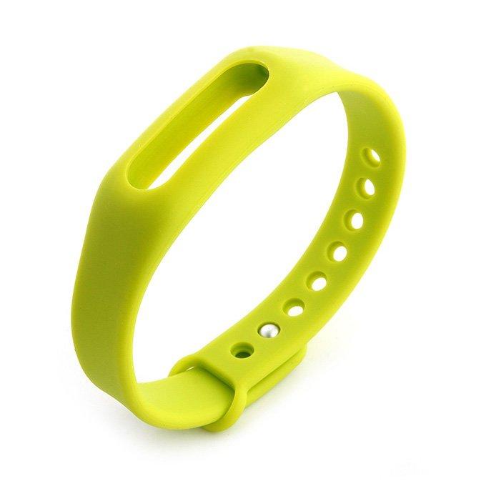 بند سیلیکونی رنگی دستبند سلامتی شیائومی مدل Mi Band 1s | شیائومی کالا
