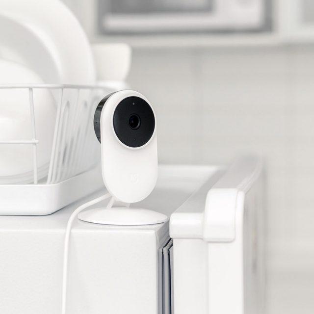 دوربین هوشمند تحت شبکه Mijia شیائومی | شیائومی کالا