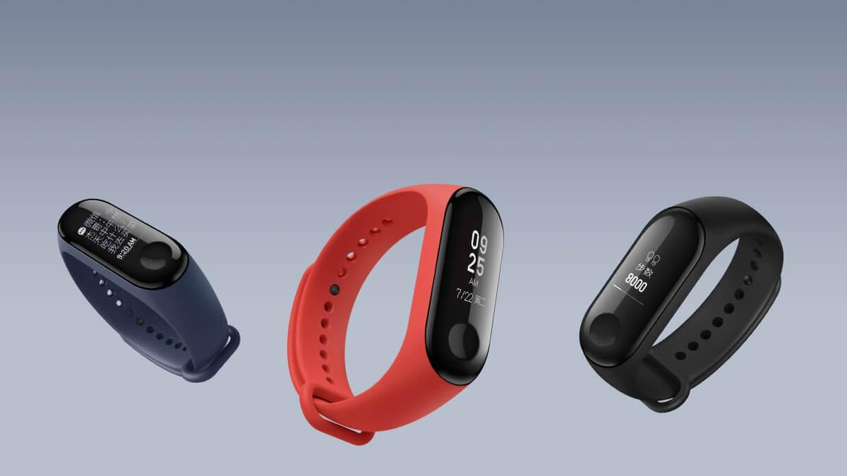 دستبند سلامتی شیائومی مدل Mi Band 3