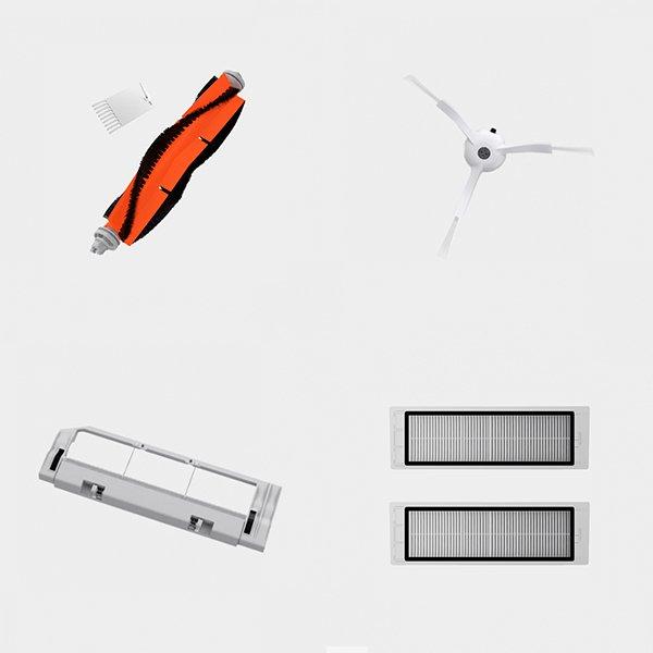 مجموعه 4 عددی فیلتر جاروبرقی رباتیک شیائومی | شیائومی کالا