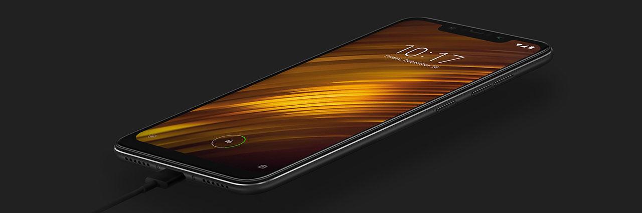 گوشی موبایل شیائومی مدل Pocophone F1 ظرفیت ۱۲۸ گیگابایت