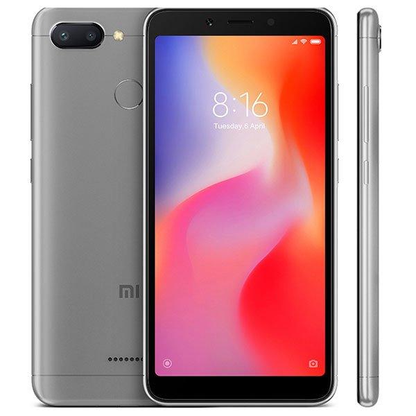 گوشی موبایل شیائومی مدل Redmi 6 ظرفیت 64 گیگابایت | شیائومی کالا