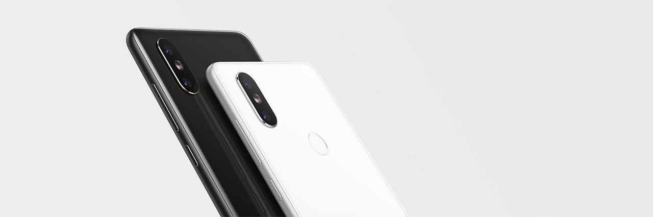 گوشی موبایل شیائومی مدل Mi Mix 2S ظرفیت ۱۲۸ گیگابایت