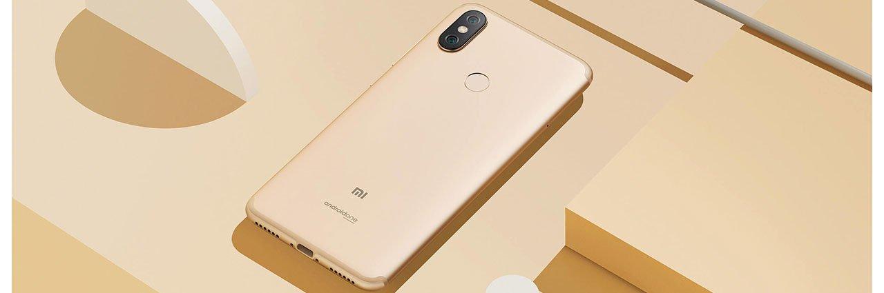 گوشی موبایل شیائومی مدل Mi A2 ظرفیت ۶۴ گیگابایت