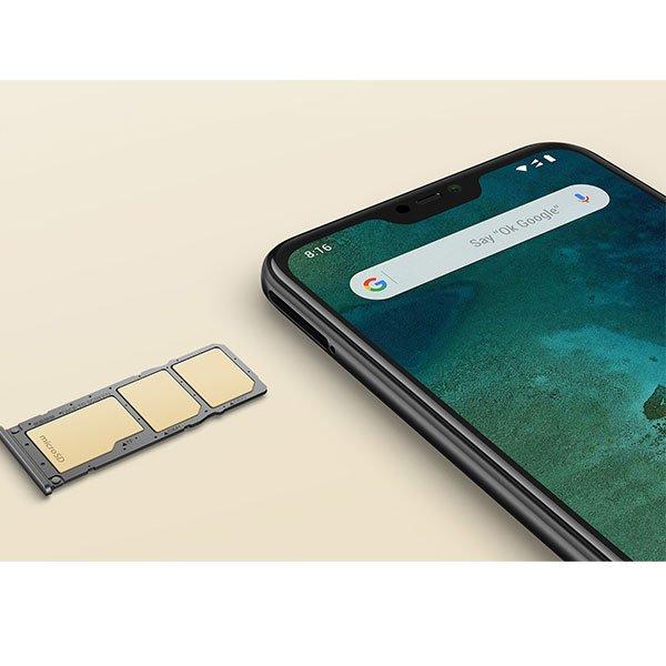 گوشی موبایل شیائومی مدل Mi A2 Lite ظرفیت 4/64 گیگابایت | شیائومی کالا