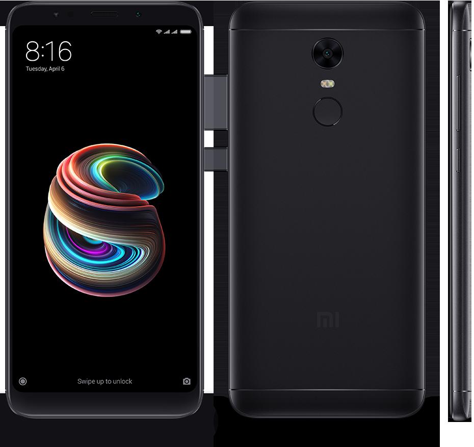 گوشی موبایل شیائومی مدل Redmi Note 5 ظرفیت 64 گیگابایت | شیائومی کالا