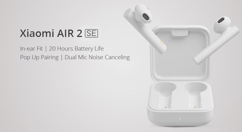 هندزفری بلوتوث شیائومی مدل Air 2 SE | شیائومی کالا