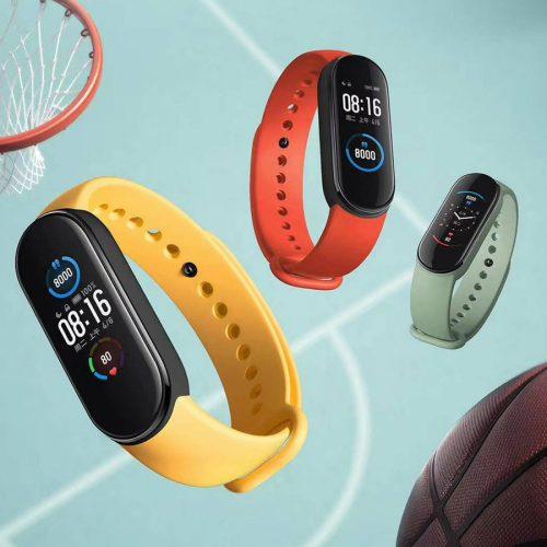 دستبند سلامتی شیائومی مدل می بند 5 گلوبال | شیائومی کالا