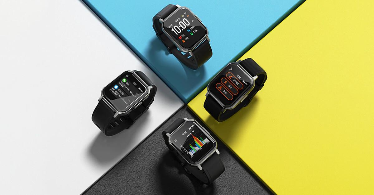 ساعت هوشمند شیائومی مدل هایلو LS02